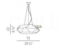 Подвесной светильник Viki Panzeri