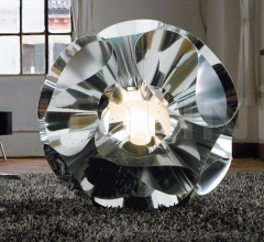 Настольный светильник Floral фабрика Panzeri