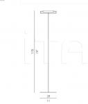 Напольный светильник Glim Panzeri