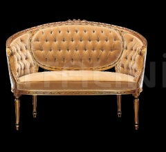 Двухместный диван 15120080070 фабрика Fratelli Radice