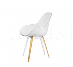 Slice Dimple Tailored Chair