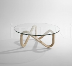 Wooden Libra Coffee Table