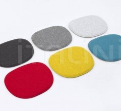 Kubikoff Shell Poly Seatpads