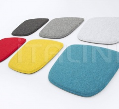 Kubikoff Armshell Poly Seatpads