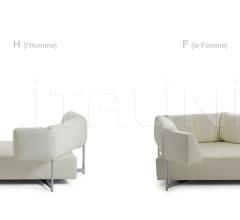 Модульный диван HF фабрика Edra