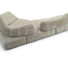 Модульный диван On the Rocks фабрика Edra