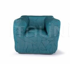 Кресло Sponge фабрика Edra