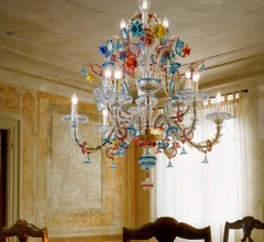 Люстра LV90/6+3+3 фабрика Arte Veneziana