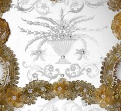 Зеркало San Giorgio 0970 фабрика Arte Veneziana