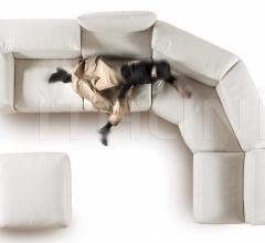 Модульный диван Open Sky фабрика Erba Italia