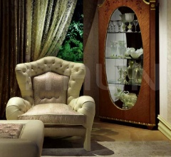 Кресло Vanity PO 46 фабрика Carpanelli