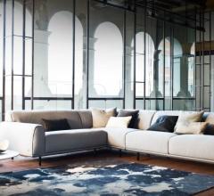 Модульный диван Calypso фабрика Busnelli