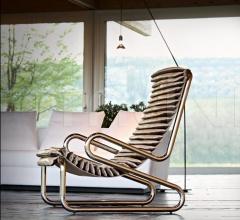Кресло Armadillo фабрика Busnelli