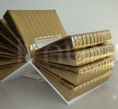 Кресло Libro фабрика Busnelli