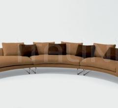 Модульный диван Add_Look-Round фабрика I4 Mariani