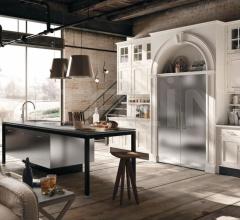 Итальянские кухни с островом - Кухня Saint Louis фабрика Marchi Group