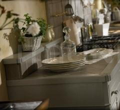 Итальянские кухни с островом - Кухня Dhialma фабрика Marchi Group