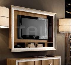 Стойка под TV O260/NG/SI фабрика Arkeos by Vittorio Grifoni