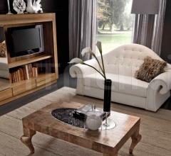 Двухместный диван N280 фабрика Arkeos by Vittorio Grifoni