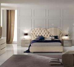 Кровать 6114+6116 фабрика Stilema