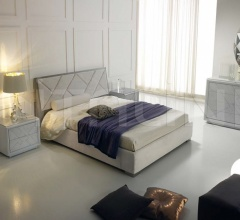 Кровать 6112+6116 фабрика Stilema