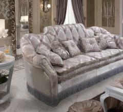 Трехместный диван Paris 5070 фабрика Stilema