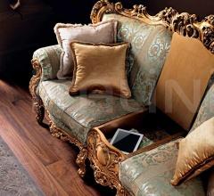 Двухместный диван 11417 фабрика Modenese Gastone