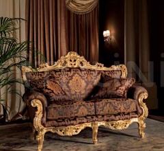Двухместный диван 11415 фабрика Modenese Gastone