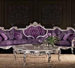 Пятиместный диван 11409 фабрика Modenese Gastone