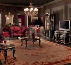Трехместный диван 11410 фабрика Modenese Gastone
