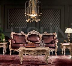 Трехместный диван 11418 фабрика Modenese Gastone