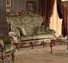 Трехместный диван 11420 фабрика Modenese Gastone