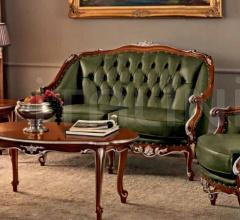 Двухместный диван 11424 фабрика Modenese Gastone