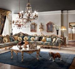 Модульный диван 12401 фабрика Modenese Gastone
