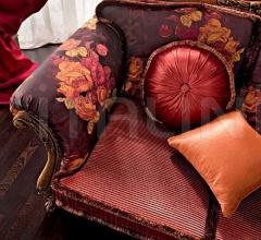 Двухместный диван 12412 фабрика Modenese Gastone