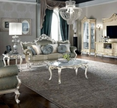 Трехместный диван 12408 фабрика Modenese Gastone