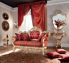 Двухместный диван 12409 фабрика Modenese Gastone