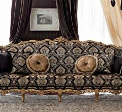 Четырехместный диван 12414 фабрика Modenese Gastone