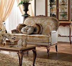 Двухместный диван 12419 фабрика Modenese Gastone