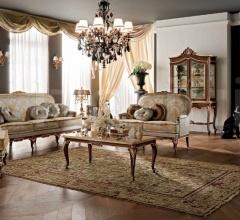 Трехместный диван 12418 фабрика Modenese Gastone