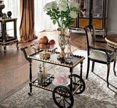 Итальянские сервировочные столики - Сервировочный столик 12660 фабрика Modenese Gastone