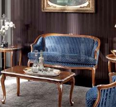 Двухместный диван 12429 фабрика Modenese Gastone