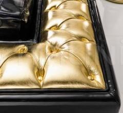 Трехместный диван 42401 фабрика Modenese Gastone