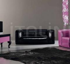 Двухместный диван 42404 фабрика Modenese Gastone