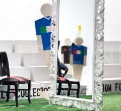 Настенное зеркало World Champions фабрика Modenese Gastone