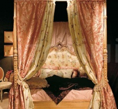 Кровать Marie Antoinette фабрика Arte Arredo