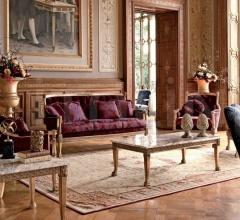 Трехместный диван Tresor фабрика Arte Arredo