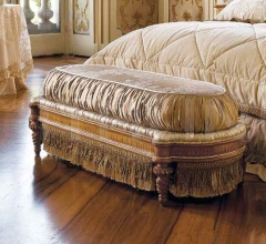 Итальянские скамьи прикроватные - Банкетка VE1552DX фабрика BelCor Interiors