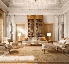 Трехместный диван GO1513LX фабрика BelCor Interiors