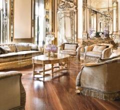 Трехместный диван VE1513BX фабрика BelCor Interiors